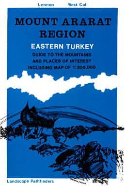 Mount Ararat map and guide